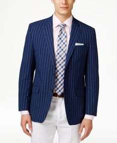 Michael Michael Kors Classic-Fit Sport Coat | 3 Piece Suits ...
