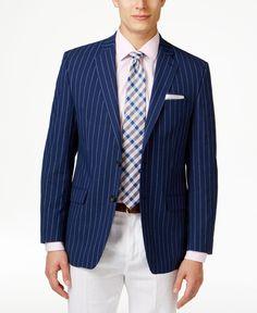 Michael Michael Kors Classic-Fit Sport Coat | 3 Piece Suits ...