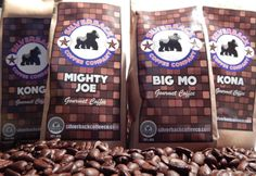 The Mighty Four #coffee #coffeedesign Coffee Design, Cowls