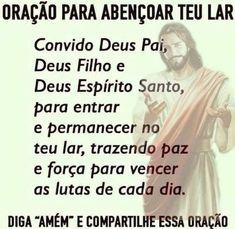 Oração Jesus Prayer, Catholic Prayers, Faith, Reading, Nana Banana, Eliana, Jesus Cristo, Prayer Book, Prayer Of The Day
