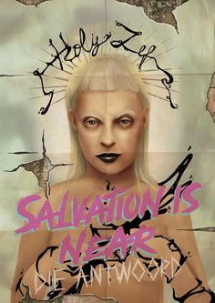 Die Antwoord World Tour by Alejandro Giraldo, via Behance