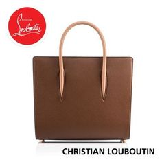 Christian Louboutin トートバッグ ルブタン Paloma Medium Tote Bag サイドのスタッズがクール