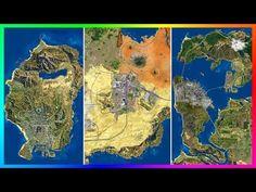 nice IS THE GTA 5 MAP ACTUALLY REALLY BIG!? - ULTIMATE LOS SANTOS COMPARISON VS GTA GAMES & REAL CITIES!