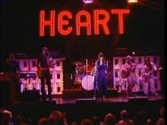 "One of my first music memories...Uncle Nick listening to Heart. ""Crazy On You"" live in 1977. Ann's vocals, Nancy's guitar playing, and the guitar itself- rockin!.. the guys in the band just need a makeover lol."