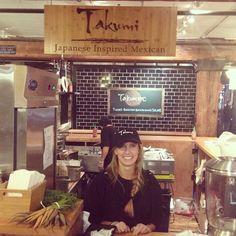 Takumi Taco~ delicious restaurant at Chelsea Market New York