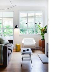 Edwina Glenn's art deco apartment in Melbourne