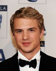 British actor Freddie Stroma