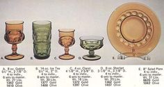 Crown - 1975 Indiana Glass Catalog