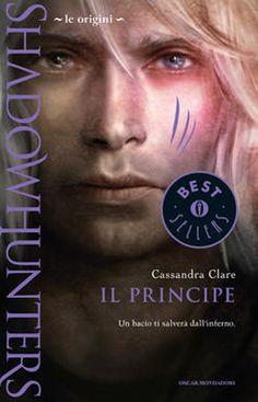 copertina Shadowhuters Le origini Il principe 2