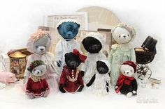 # Bears With Numbers. Блог Лидии Лис: С Наступающими!!