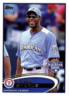 2012 Topps Update #US-283 Elvis Andrus - Texas Rangers (All-Star)(Baseball Cards) by Topps Update. $0.88. 2012 Topps Update #US-283 Elvis Andrus - Texas Rangers (All-Star)(Baseball Cards)