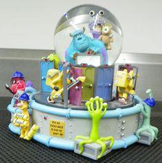 Disney Pixar Monster globe 2201
