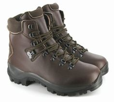 I've had these hiking boots for years and they are so supportive and have a great grip.  Highly recommend!  Veggie Trekker Mk 4 Brown - Hiking Boots / Safety Boots from Vegetarian Shoes