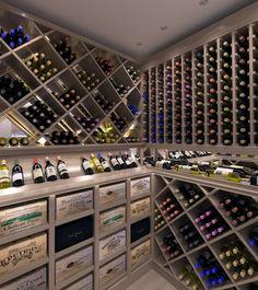 Jo Cowen | Architects                                                                                                                                                                                 More #WineCellar
