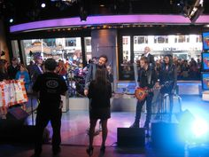 From today's terrific performance on GMA!