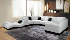 Modern corner sofas and leather corner sofas for Sofa set living room furniture