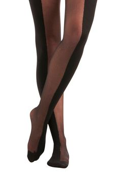 Oh my jeepers these are so cute! Half to Have 'Em Tights by Modcloth $15.99