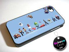 Disney Pixar Characters iPhone 5S 5 4S 4 Samsung Galaxy Note 3 S4 S3 Mini Case