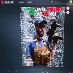 NLA Magazine #11 online! #NextLevelAirsoft #magazine #NLAMagazine #airsoft #5.11Tactical #tactical #softair #rivista #MP7