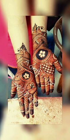 Latest Mehendi Designs for Hands & Legs - Happy Shappy Mehndi Designs 2018, Stylish Mehndi Designs, Mehndi Designs For Girls, Wedding Mehndi Designs, Mehndi Designs For Fingers, Baby Mehndi Design, Mehndi Design Pictures, Mehndi Images, Rajasthani Mehndi Designs