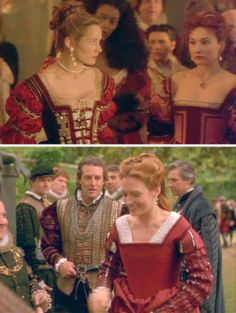 Dangerous Beauty (1998) Starring: Catherine McCormack as Veronica Franco, Grant Russell as Francesco Martenengo and Simon Dutton as Minister Ramberti.