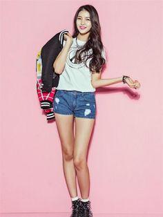 K pop Girl group G Friend is Featured in K Wave Magazine   Koogle TV