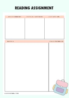 40+ Free Student Planner Printables for Back-to-School!