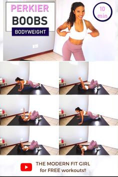 Workout Videos For Women, Gym Workout Videos, Gym Workout For Beginners, Workout Women At Home, Fitness Workouts, Fitness Workout For Women, Inner Leg Workouts, Mini Workouts, Lifting Workouts