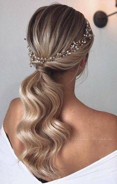 Wedding Hairstyles For Long Hair, Bride Hairstyles, Down Hairstyles, Easy Hairstyles, Amazing Hairstyles, Hairstyle Wedding, Bridesmaid Hairstyles, Princess Hairstyles, Formal Hairstyles
