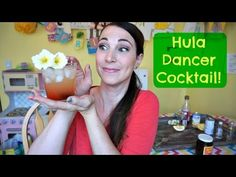 Hula Dancer Cocktail | Pinterest Drink #61 | MamaKatTV