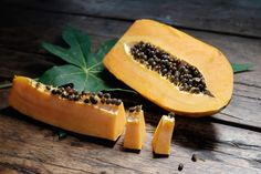 Papaya is neutral, sweet and sour. Papaya strenghthens the stomach and spleen…