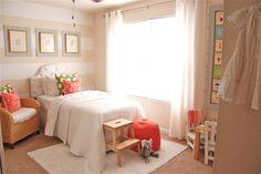 Grown-up little girl's room | Kreyv