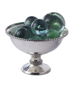 Decorative Glass Spheres, Set of 3 Decorative Spheres, Decorative Glass, Decorative Accents, Room Accessories, Decorative Accessories, Pier 1 Decor, Decorating Coffee Tables, Cooking Utensils, Glass Ball