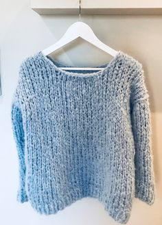 Et strikkeprosjekt til jul? Pullover, Knitting, Sweaters, Fashion, Moda, Tricot, Breien, Sweater, Stricken