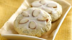Prize-Winning Recipe 2010! Cream cheese adds the richness to this poppy seed cookie made easier with a sugar cookie mix.