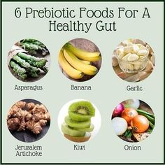 6 prebiotic foods for a healthy gut Nutrition Food List, Diet Food List, Fitness Nutrition, Health Diet, Health And Nutrition, Healthy Life, Healthy Snacks, Healthy Living, Prebiotics And Probiotics