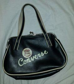 Converse black purse ajbc all star unique | Clothing, Shoes & Accessories, Women's Handbags & Bags, Handbags & Purses | eBay!