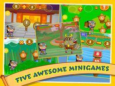math heroes 1 - basic operations er både til mellemtrin og begynder, da den øver de 4 regningsarter i ninja baner. Den koster normalt 19 kr. Den appeller til drengene. Der går et godt stykke tid før man går til næste bane.