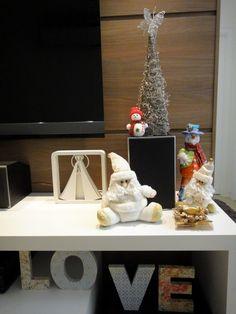 Resultado de imagem para decoração natal apartamento pequeno
