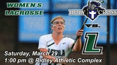 Women's Lacrosse Game tomorrow!!