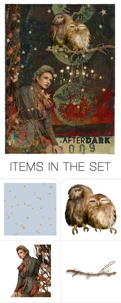"""""""*after dark*"""" by karineg ❤ liked on Polyvore featuring art"""