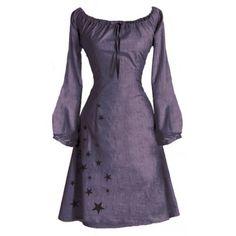 880cbfbd7365 Ecouture by Lund - Starlet- kjole i økologisk
