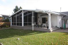 Browse through sunroom, pergola, screen room images and ideas. Sunroom, Pergola, Garage Doors, Patio, Outdoor Decor, Home Decor, Sunrooms, Decoration Home, Terrace
