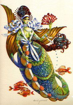 *Mermaid~~David Galchutt