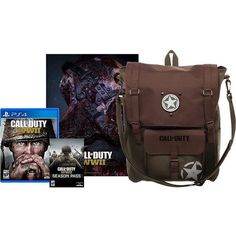 NEW! Special edition available at bestbuy including a backpack, season pass and zombies poster ($149.99) #zombies #callofduty #wwii #codwwii - Call of Duty