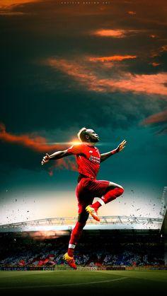 Sadio Mane, Liverpool Fc, Ronaldo, Champion, Soccer, Photoshop, Superhero, Celebrities, Sports