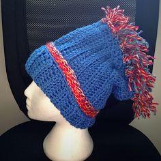 Improv Mohawk hat for a favourite yr old :) Crochet Hats, Beanie, Fashion, Knitting Hats, Moda, Fashion Styles, Beanies, Fashion Illustrations, Beret