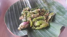 Sambal mentah ~ typical  of Sundanese