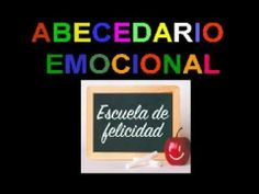 Abecedario Emocional: APRENDER INTELIGENCIA EMOCIONAL - YouTube Emotional Inteligence, Spanish 1, Motivational Videos, Child Life, Kids Videos, School Counseling, Happy Kids, Social Work, Teaching English