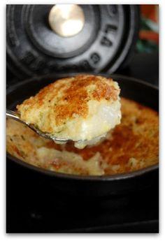 「ふんわりフワフワ長芋のスフレ」のレシピ by バリ猫さん   料理レシピブログサイト タベラッテ